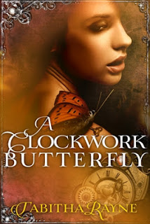 A Clockwork Butterfly book cover