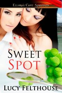 Sweet Spot – A New Lesbian Sports Romance by Lucy Felthouse! (@cw1985 @8britbabes) #erotica #romance #lesbian