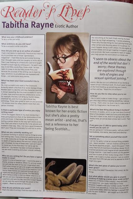 ETO Magazine Interview!