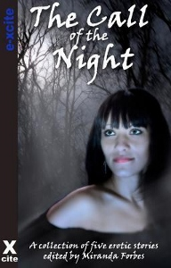 the call of the night cover