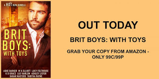 OUT NOW!  Brit Boys: With Toys