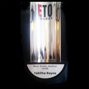 trophy best erotic author ETO 2016