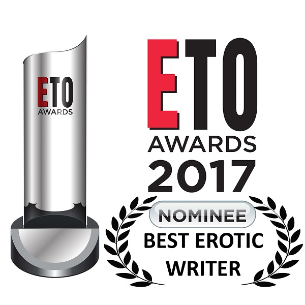 I'm a Nominee in the ETO Awards!