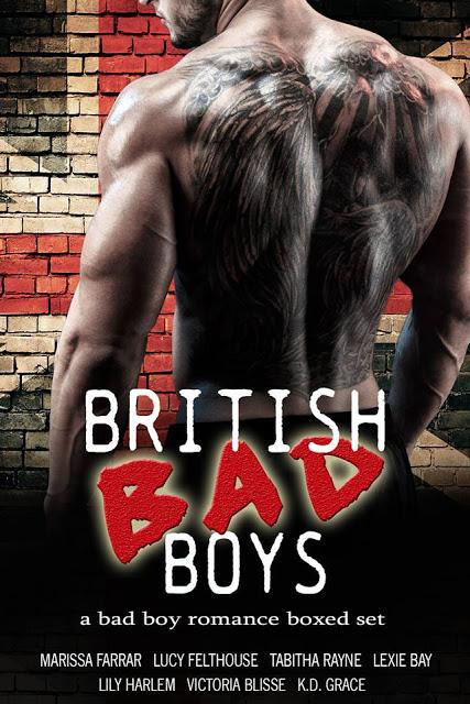 British Bad Boys - Sexy Romance Ebook for FREE!