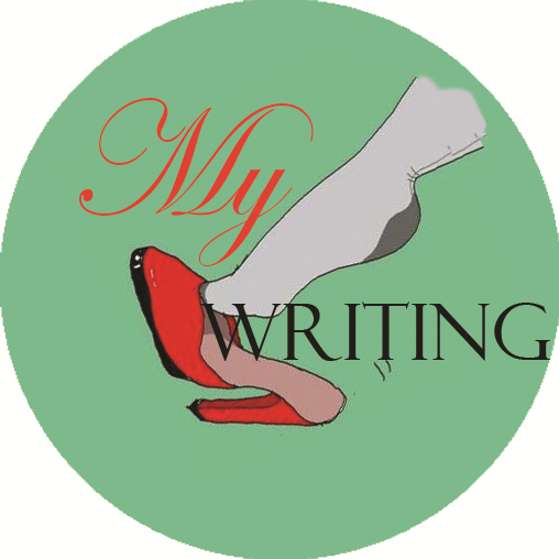 my writing button logo Tabitha Rayne