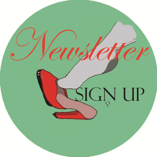 newsletter sign up logo Tabitha Rayne