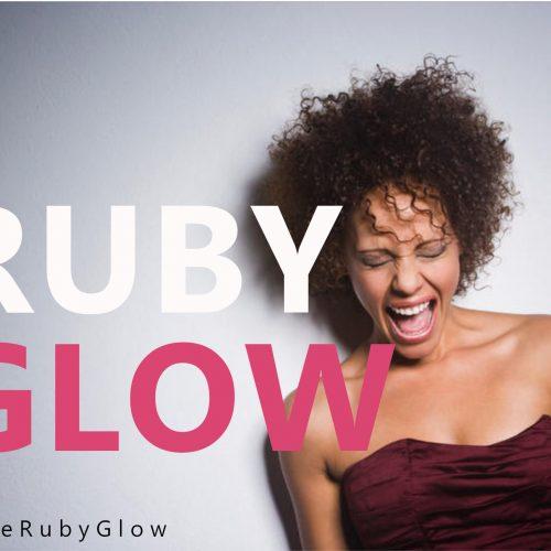 Ruby Glow Ride On Vibrator