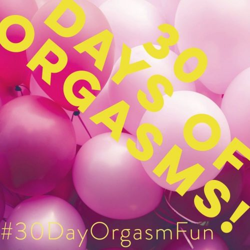 Do We Ever Need This! #30DayOrgasmFun